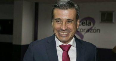 Entrevista Miguel Ángel Gómez Director deportivo del Real Valladolid