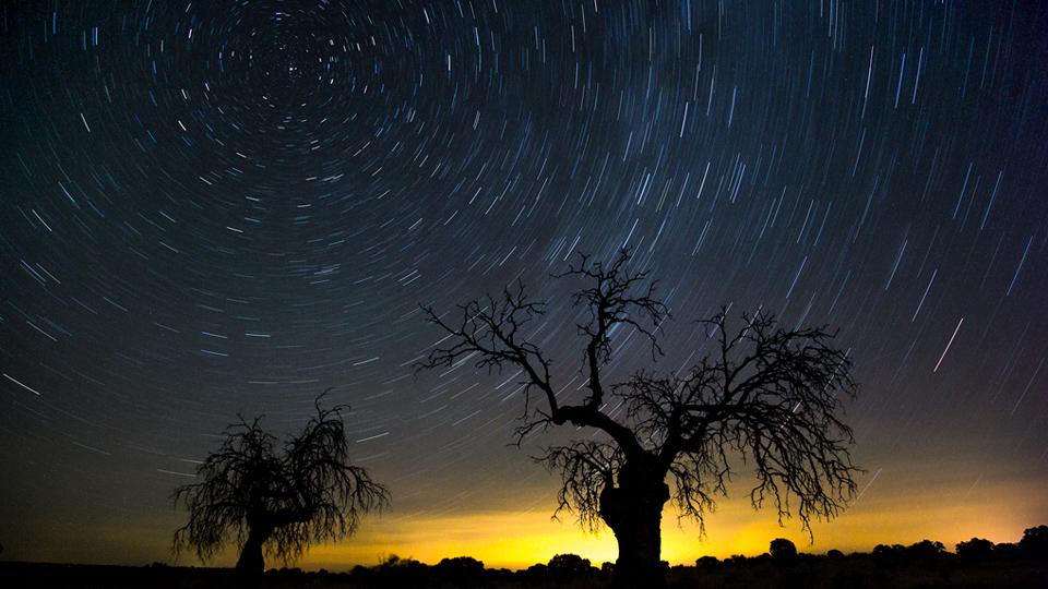Diseñan cuatro itinerarios para contemplar el cielo de Los Pedroches