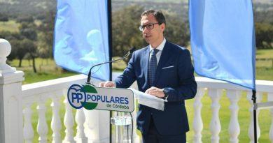 Santiago Cabello aspira a la reelección en el consistorio de Pozoblanco