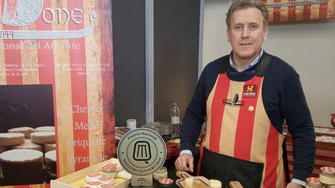 WellDone, de Espartinas, gana el premio al mejor maestro quesero de Andalucía