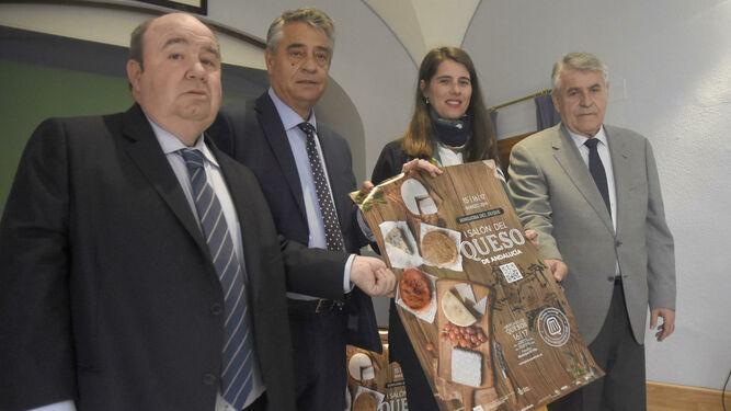 """La Junta afirma que el Salón del Queso de Andalucía en Hinojosa (Córdoba) quiere convertirse en """"referente"""" en la región"""