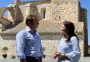 La delegada de Fomento se compromete a agilizar la tramitación de la innovación del PGOU de Dos Torres
