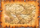 El camino de la Antigua unidad y distancia
