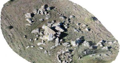 Un yacimiento megalítico único en la Península y solo comparable a los de Irlanda y Reino Unido en Belalcazar