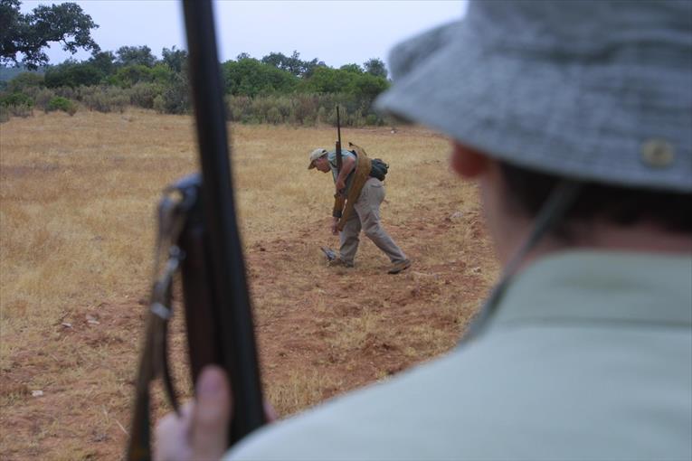 Problemas para conseguir la licencia de caza