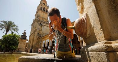 El tiempo en Córdoba: las temperaturas descenderán entre 2 y 3 grados en toda la provincia