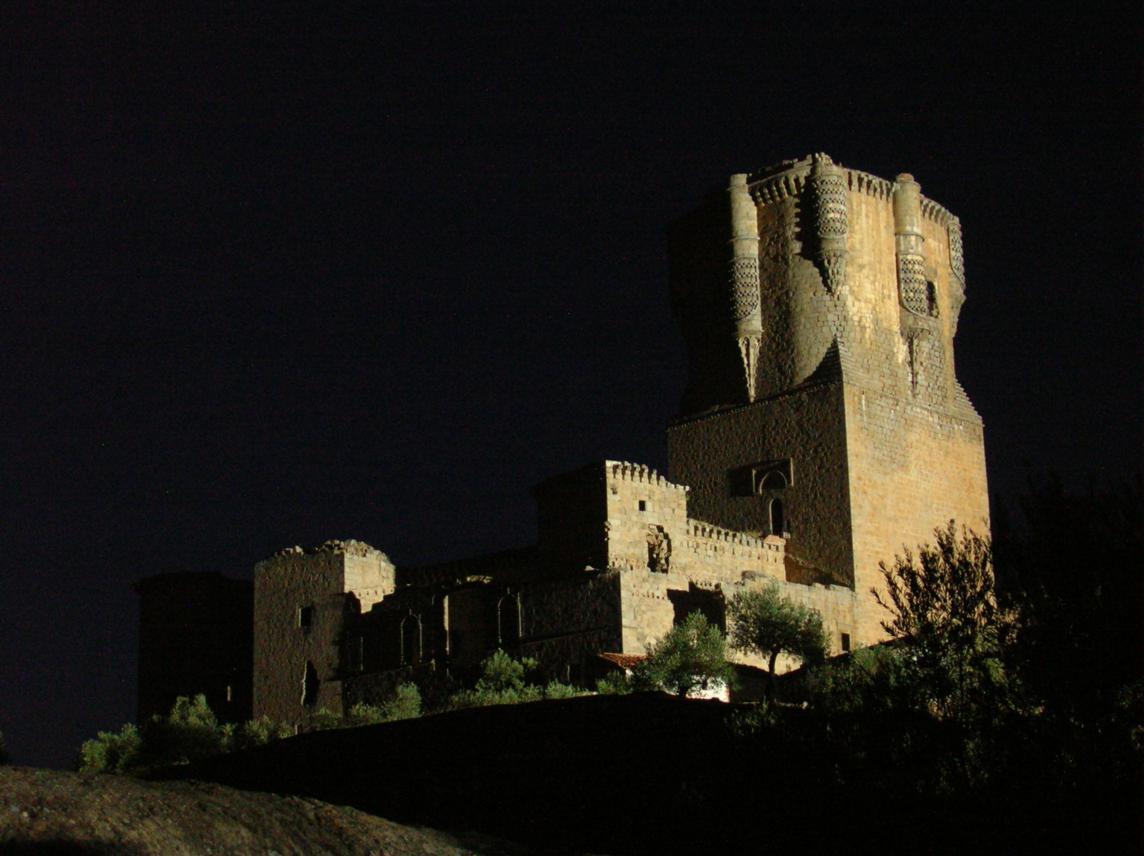La rehabilitación del castillo de Belalcázar afronta su recta final