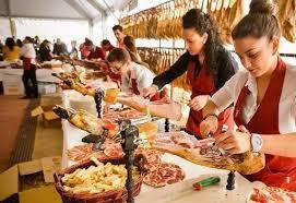 Villanueva de Cordoba:         La Feria del Jamón de Los Pedroches comienza hoy con la elección de la mejor pieza