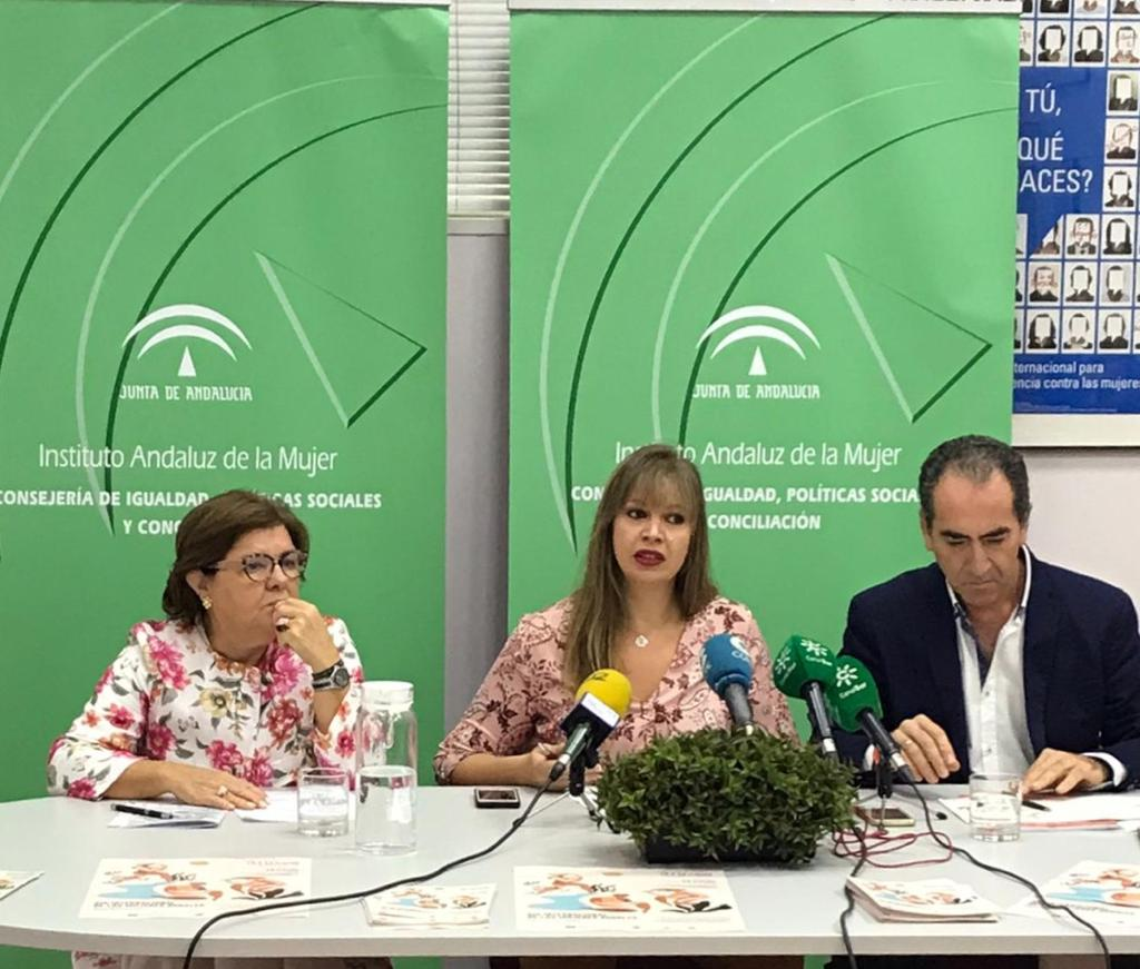 Villanueva de Córdoba, por el Día Internancional de la Mujer Rural.