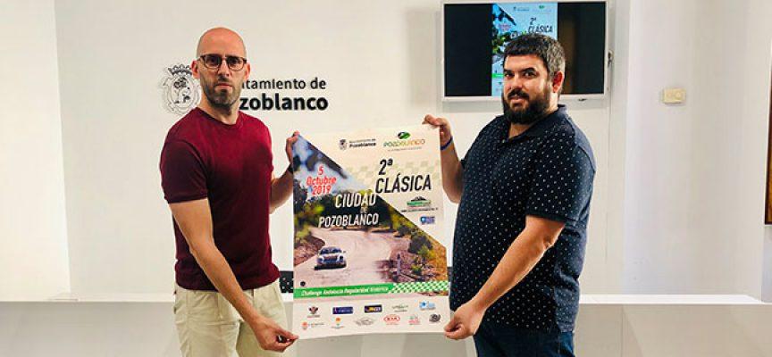 60 vehículos disputarán el Rally 2ª Clásica Ciudad de Pozoblanco