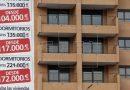 El precio de la vivienda de segunda mano se desplomó el año pasado en la provincia aunque subió en la capital