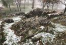 ¿Nieve en la provincia? El frío y el ambiente lluvioso se harán dueños del fin de semana