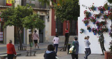 Coronavirus en Córdoba: Los casos se sitúan en 1.069, una subida de poco más de un 1% en 24 horas
