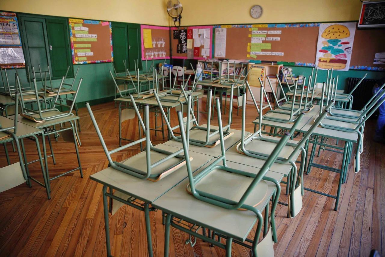 CCOO urge a la Junta a limitar a 15 el máximo de alumnos por aula el próximo curso escolar