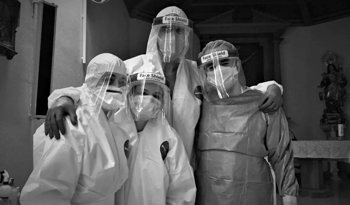 Córdoba suma un hospitalizado más por coronavirus en una jornada de reajuste de la estadística