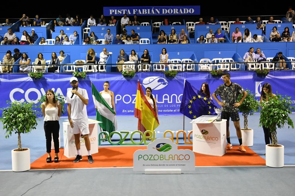 Suspensión del Open de Tenis Ciudad de Pozoblanco – Memorial Fabián Dorado