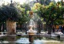 Córdoba roza los 44 ºC y alcanza en la tarde de este domingo la temperatura más alta del año