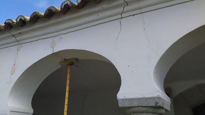 La restauración de la ermita del Cristo de las Injurias de Hinojosa comenzará de inmediato con una inversión de 387.000 euros