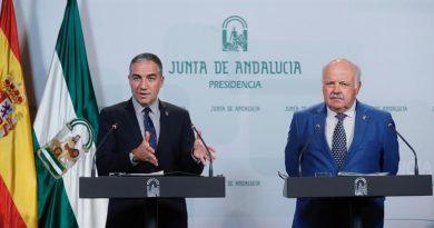 La Junta aplica restricciones en Córdoba, Jaén y Sevilla y plantea reducir la movilidad nocturna en Granada