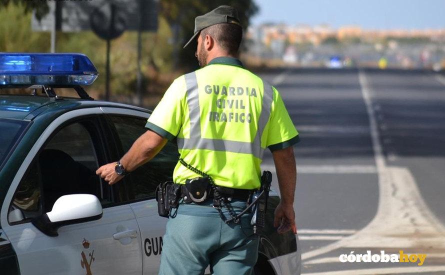 Fallece un joven de 23 años al salirse de la carretera CO-6101 su vehículo en Pedroche