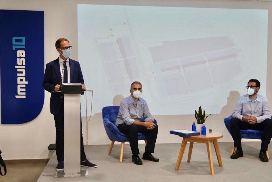 El Ayuntamiento presenta a los empresarios el Plan de Reparcelación del nuevo macropolígono industrial
